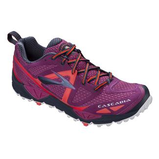 Brooks Cascadia 9 Festival Fuchsia / Midnight / Fiery Coral