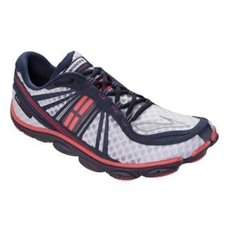 Brooks PureConnect 3 White / Poppy / Midnight