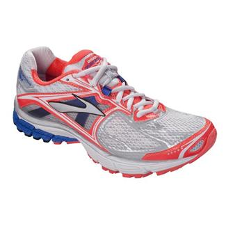 Brooks Ravenna 5 Fiery Coral / Electric / White