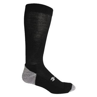 Under Armour Lite Boot Socks Black
