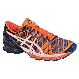 ASICS GEL-Kinsei 5 Flash Orange / White / Royal