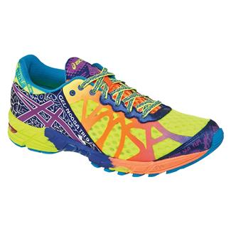 ASICS GEL-Noosa Tri 9 Flash Yellow / Neon Purple / Navy