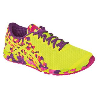 ASICS GEL-Noosafast 2 Flash Yellow / Grape / Hot Pink