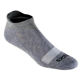 ASICS Cushion Low Cut Socks (3 Pack) Heather Iron