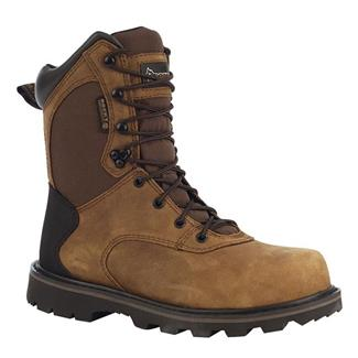 "Rocky 8"" Core Durability ST WP Brown"