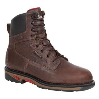 "Rocky 8"" Ride WP Brown"