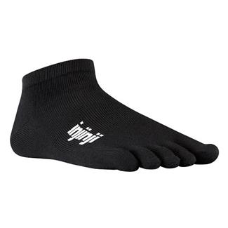 Injinji SPORT Original Weight Micro Socks Black