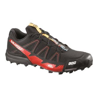 Salomon S-Lab Fellcross 2 Black / Black / Racing Red