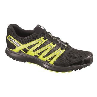 Salomon X-Scream Black / Fluo Yellow / Autobahn