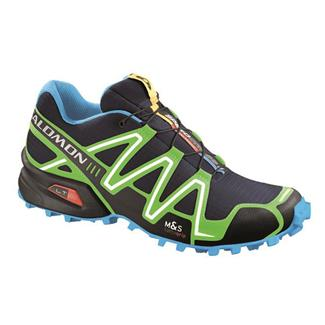 Salomon Speedcross 3 Lake / Fluo Green / Fluo Blue