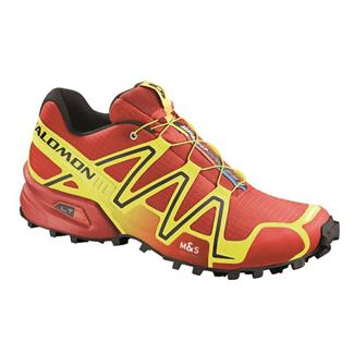 Salomon Speedcross 3 Canary Yellow / Bright Red / Black