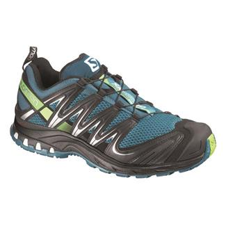 Salomon XA Pro 3D Darkness Blue / Granny Green / Black