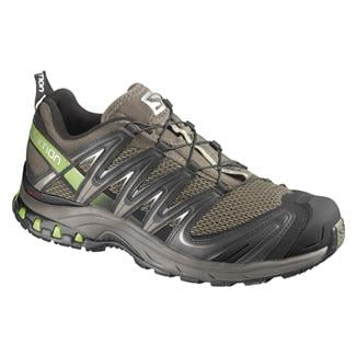 Salomon XA Pro 3D Swamp / Dark Titanium / Seaweed Green