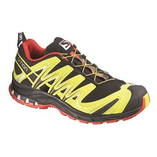 Salomon XA Pro 3D Black / Canary Yellow / Bright Red