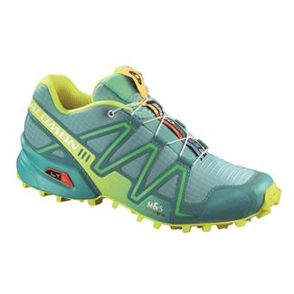 Salomon Speedcross 3 Softy Blue / Moorea Blue / Fluo Yellow