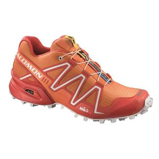 Salomon Speedcross 3 Orange Feeling / Papaya-B / White