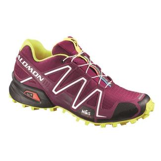 Salomon Speedcross 3 Mystic Purple / Black / Fluo Yellow