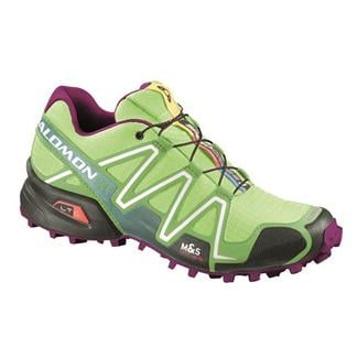 Salomon Speedcross 3 Firefly Green / Green Bean / Mystic Purple