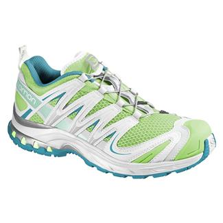 Salomon XA Pro 3D Verbena Green / White / Boss Blue