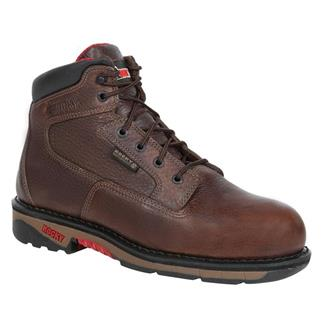 "Rocky 6"" Ride ST WP Medium Brown"