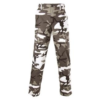 Genuine Gear Poly / Cotton Ripstop BDU Pants Urban Camo