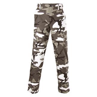 Genuine Gear Poly / Cotton Ripstop BDU Pants Urban Camo
