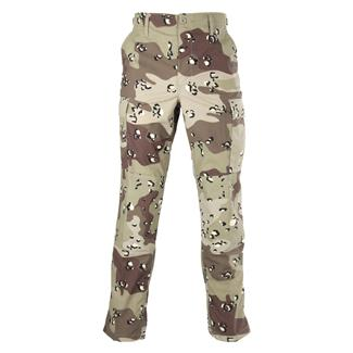Genuine Gear Poly / Cotton Ripstop BDU Pants 6 Color Desert