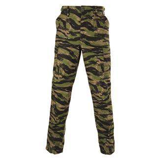 Genuine Gear Poly / Cotton Ripstop BDU Pants Asian Tiger Stripe