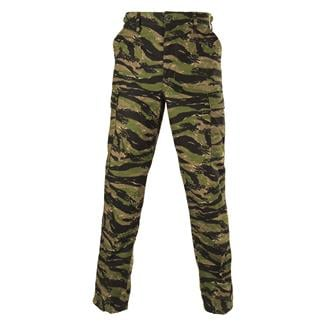 Genuine Gear Poly / Cotton Ripstop BDU Pants Asian Tiger Stripe