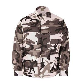 Genuine Gear Poly / Cotton Ripstop BDU Coats Urban Camo