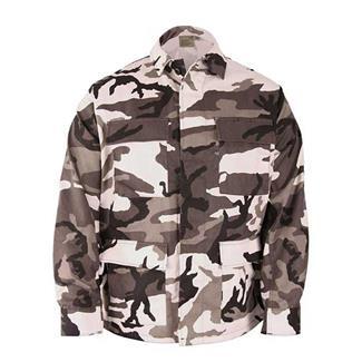 Genuine Gear Poly / Cotton Ripstop BDU Coats Urban Camo
