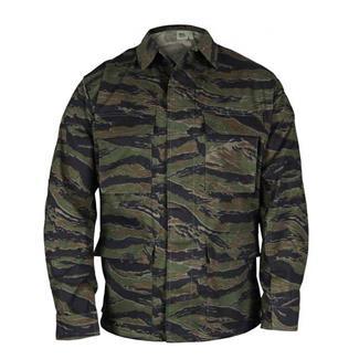 Genuine Gear Poly / Cotton Ripstop BDU Coats Tiger Stripe
