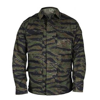 Genuine Gear Poly / Cotton Ripstop BDU Coats Tiger Stripe
