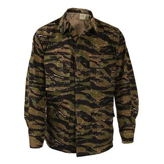 Genuine Gear Poly / Cotton Ripstop BDU Coats Asian Tiger Stripe