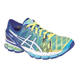 ASICS GEL-Kinsei 5 Yellow / White / Turquoise