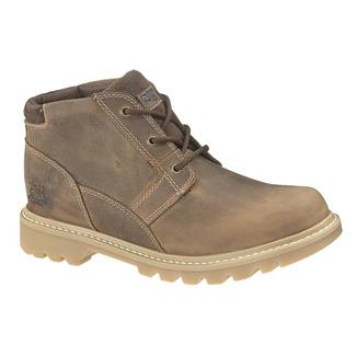 Cat Footwear Graft Dark Beige