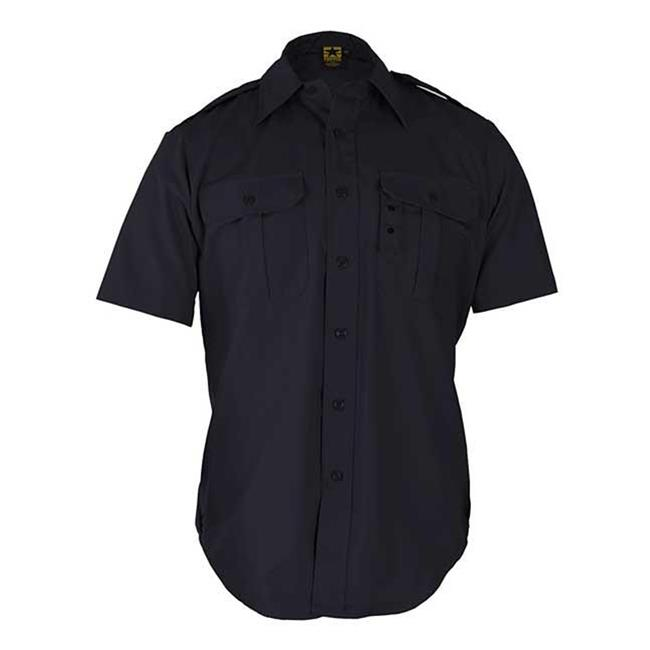 Propper Short Sleeve Tactical Dress Shirts LAPD Navy