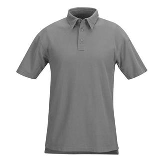 Propper Classic Short Sleeve Polos Gray