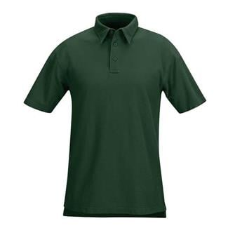 Propper Classic Short Sleeve Polos Dark Green
