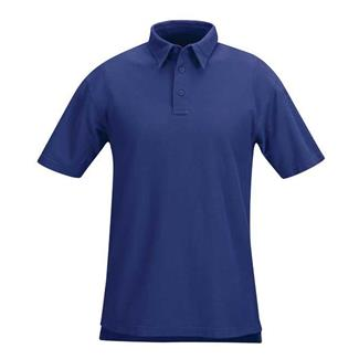 Propper Classic Short Sleeve Polos Cobalt Blue