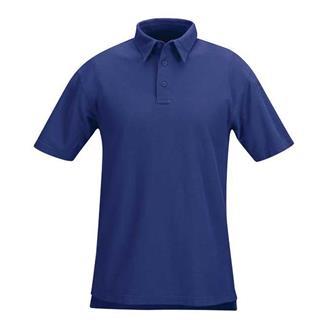 Propper Classic Short Sleeve Polos Cobalt Blue
