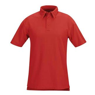 Propper Classic Short Sleeve Polos Red