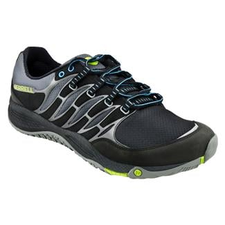 Merrell AllOut Fuse Black / Lime