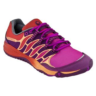 Merrell AllOut Fuse Purple / Orange