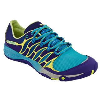 Merrell AllOut Fuse Blue / High Viz