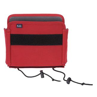 5.11 TPO II (Large pocket organizer) Fire Red