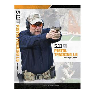 5.11 Tactical Pistol Training 1.5 Video Tactical Pistol Training 1.5