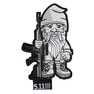 5.11 Tactical Gnome Patch Black