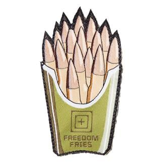 5.11 Freedom Fries Patch OD Green