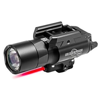 SureFire X400 Ultra Weapon Light Red Laser
